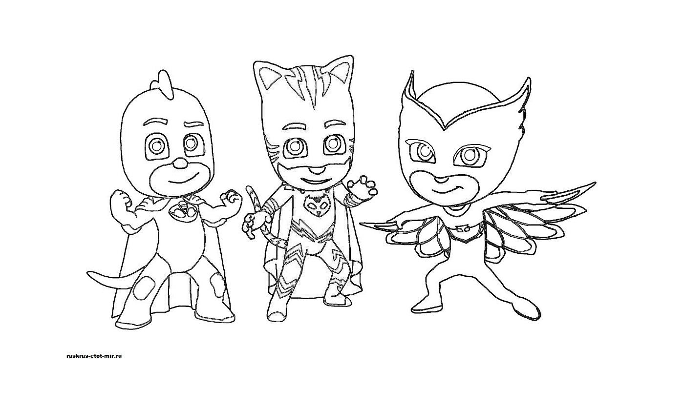 Раскраски супергерои в масках - Раскрась этот мир!