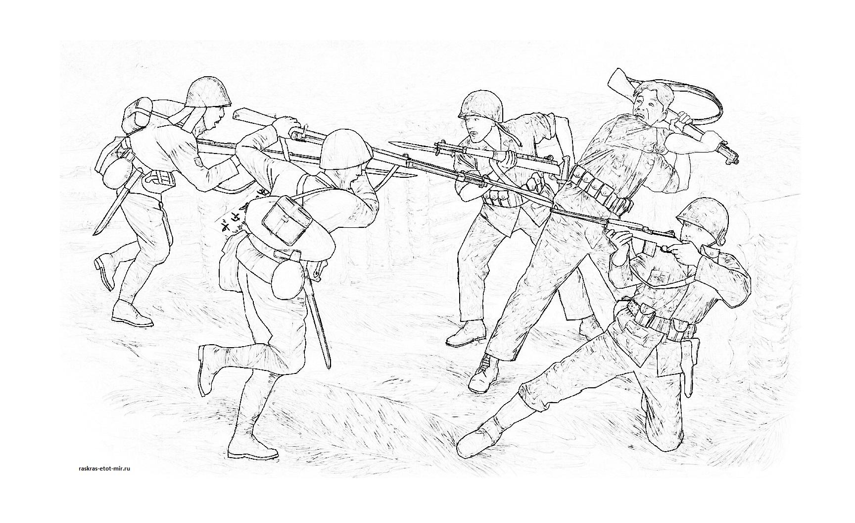 военные раскраски для детей раскрась этот мир