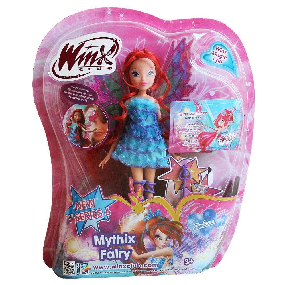 кукла мификс блум