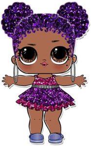 LOL Purple Queen