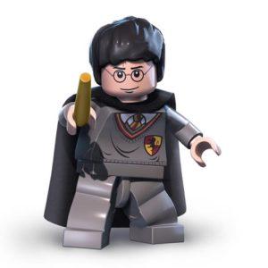 Раскраски Лего Гарри Поттер