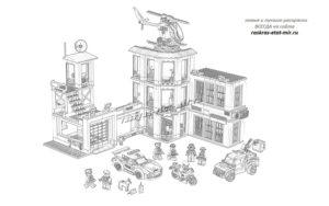 Лего Сити Полиция